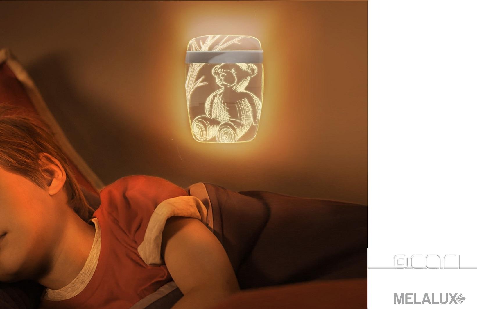 Çocuklara özel figürlerle MELALUX Bebek odası lambası